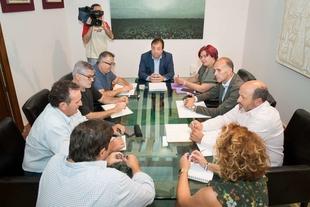La Junta destinará cinco millones de euros al campo extremeño para paliar los efectos de la sequía