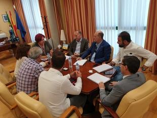 La Junta de Extremadura y las diputaciones provinciales trabajarán coordinadas para afrontar el reto demográfico