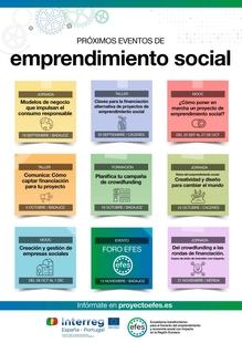 La Dirección General de Empresas desarrollará en los próximos meses diversas acciones para potenciar el emprendimiento social