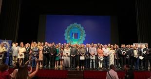 La delegada del Gobierno destaca el trabajo de la Policía Local de Badajoz y pide todo su esfuerzo en la lucha contra la violencia machista