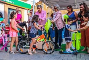 Leire Iglesias destaca en Miajadas el compromiso de la Junta de Extremadura por impulsar una movilidad sostenible y ecológica