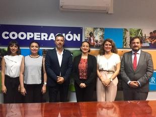 Extremadura afianza sus relaciones comerciales e institucionales con Costa Rica