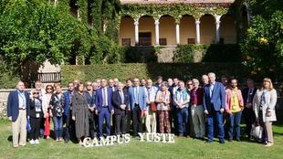 El director de la Fundación Yuste destaca el carácter de esta entidad como instrumento para ''tejer caminos de futuro'' entre Europa e Iberoamérica