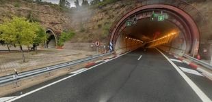 Un simulacro en el túnel de Miravete mantendrá cortada este martes la circulación de la A-5 en ambos sentidos