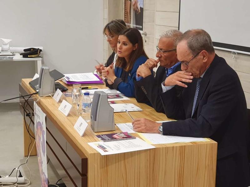 Gil Rosiña destaca la necesidad de implementar acciones de sensibilización y prevención para eliminar la trata