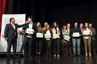 La Consejería de Educación y Empleo concede los premios extraordinarios de Primaria y ESO a 18 estudiantes