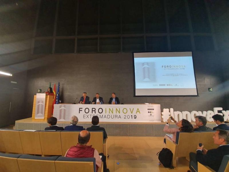 El consejero Rafael España apuesta por la bioeconomía como oportunidad para la modernización del tejido productivo regional