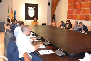 El Comité Ejecutivo de Acción Exterior planifica las próximas actividades de la estrategia 'Extremadura en el mundo'