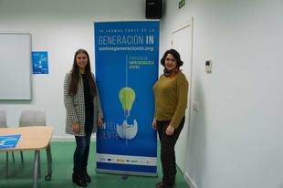 El Instituto de la Juventud de Extremadura y Acción contra el Hambre ayudan a 130 jóvenes a formarse para emprender un negocio