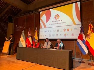 Fundación Yuste participa en la reunión anual del Consejo de Rectores de la Asociación de Universidades Latinoamericanas (AULA)