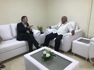 Extremadura Avante y empresas de la región participan en una feria profesional en Cuba para avanzar en las relaciones comerciales