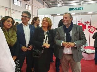 Rafael España afirma que acercar el sector del comercio a la ciudadanía ayuda a fijar población en los territorios