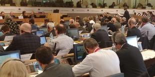 Extremadura aborda en Bruselas el estado de la política forestal y de la sanidad transfronteriza
