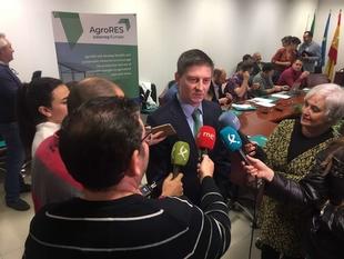 Extremadura lidera un proyecto para la implementación de las renovables en el sector agrario