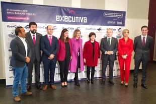 Gil Rosiña: ''¿A qué espera el sector empresarial extremeño para situar a las mujeres en los puestos de dirección y decisión?''
