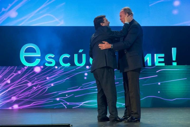 El presidente de la Junta reconoce la labor del programa 'Escúchame' en la visibilización de la discapacidad ''para reencontrarnos con la verdad''