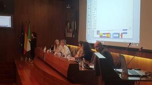 La directora del IMEX aboga por la ''interseccionalidad'' en el diseño de las políticas públicas