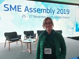 La Junta participa en la Asamblea de la Pyme 2019, celebrada en Helsinki, en la que se ha trabajado sobre medidas para ayudar a empresas a crecer