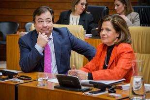 Los PGEx 2020 estimulan el crecimiento, generan riqueza, consolidan el Estado del Bienestar y reivindican el cumplimiento de compromisos con la región