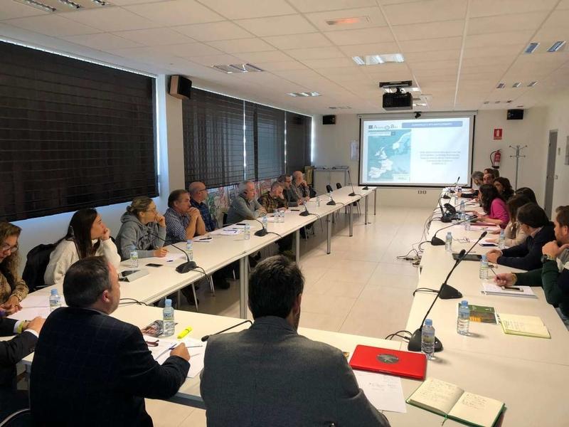 El Comité Regional de Cicloturismo trabaja para impulsar el turismo de bicicleta en Extremadura