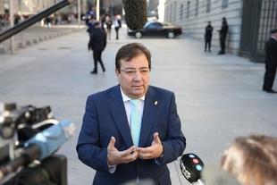 Fernández Vara asegura que la Constitución es la base esencial de nuestro modelo de convivencia