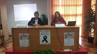 La directora del IMEX inaugura una jornada sobre 'La importancia del feminismo en la comunicación'