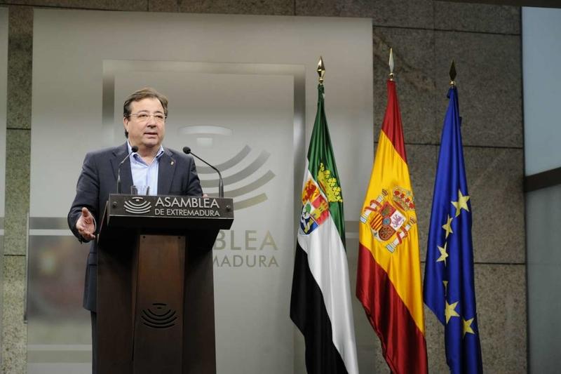 Fernández Vara afirma que la accesibilidad universal es el camino para conseguir ciudades más justas