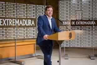 Fernández Vara cree que el nuevo Gobierno será bueno para los ciudadanos de Extremadura