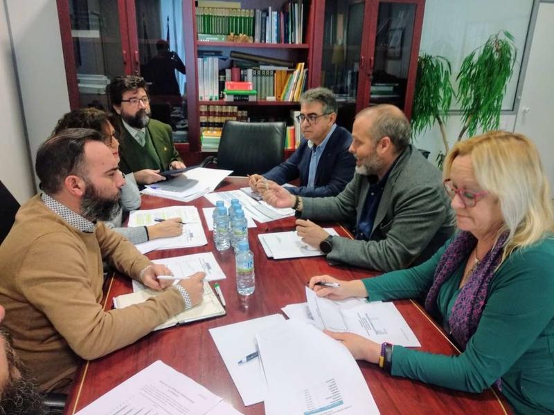 Rafael España asegura que la internacionalización es una prioridad para el futuro de Extremadura