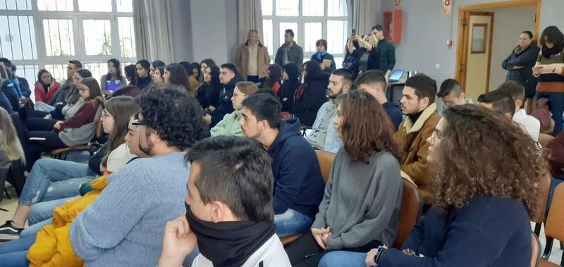 Jóvenes de Extremadura, Grecia y Portugal trabajan contra el abandono escolar y la mejora de la empleabilidad a través del proyecto EU Citizen