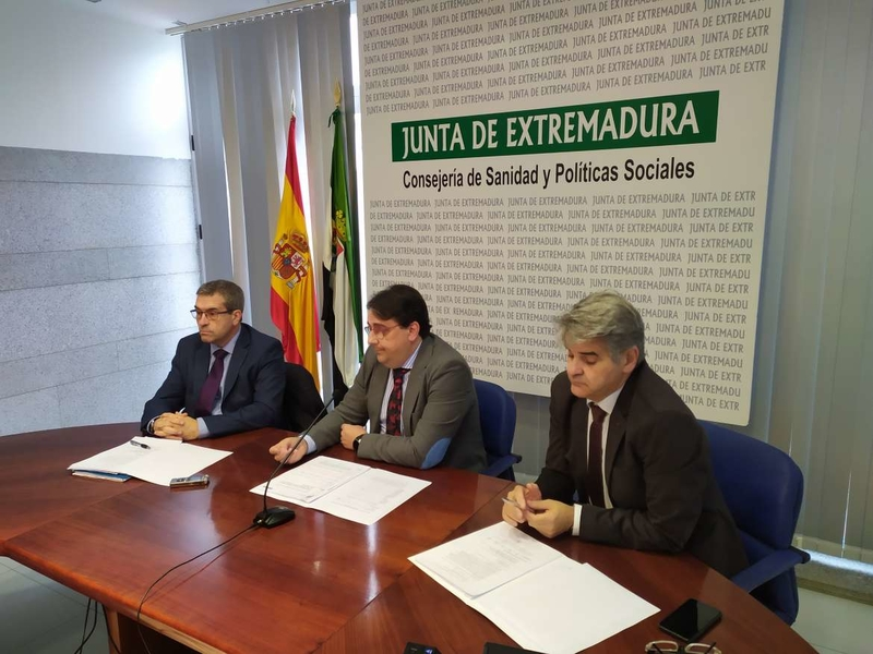 Extremadura registró 52 donaciones de órganos en 2019, la segunda mejor cifra de la serie histórica