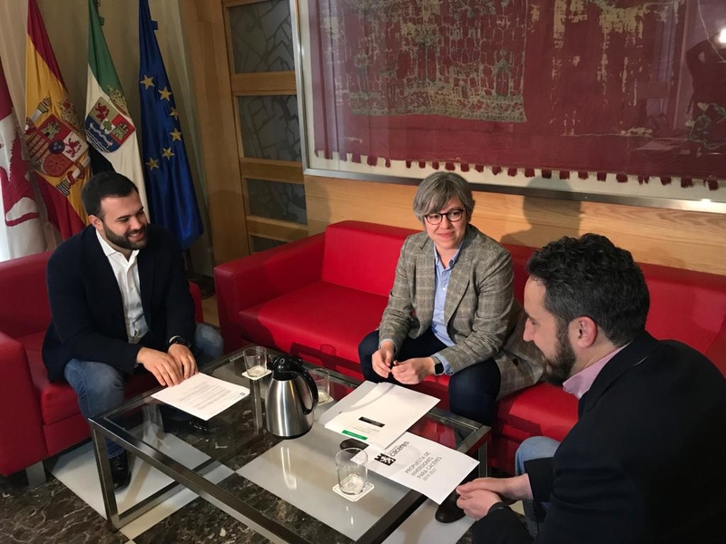 La Junta de Extremadura acondicionará la travesía EX-390 en la avenida Héroes de Baler de Cáceres