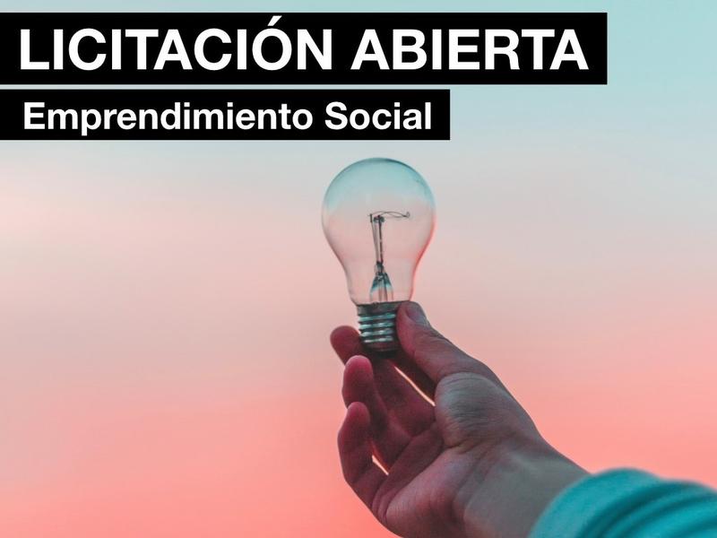 La Junta de Extremadura inicia un proceso de licitación pública para el desarrollo de programas de emprendimiento social