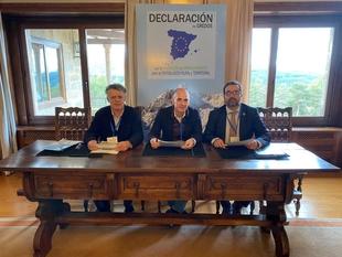 La Junta rubrica en Ávila el Pacto por la Innovación y el Emprendimiento para la Repoblación Rural y Territorial