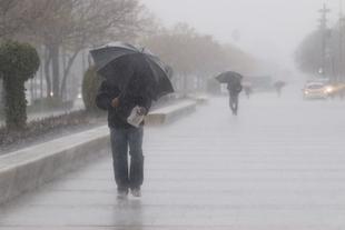 El Centro 112 Extremadura gestiona 243 incidentes, en su mayoría por fenómenos meteorológicos adversos