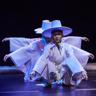 La Sala Trajano acoge el jueves 'Érase una vez', espectáculo de danza coreana