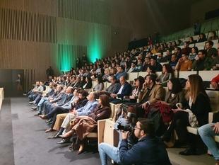 Rafael España destaca el valor de la cooperación trasnacional para el desarrollo de proyectos empresariales en la Euroace