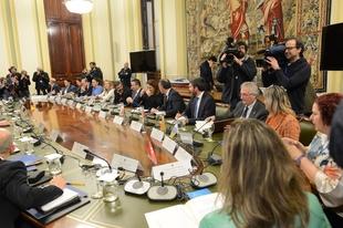 La Junta apoya al Ministerio en su proceso de diálogo con el sector agroganadero