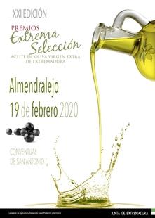 Agricultura entrega este miércoles los premios Extrema Selección 2020 donde concursan 30 empresas con 38 aceites