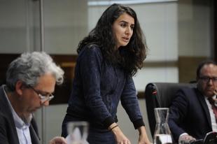 Irene de Miguel acusa a Vara de focalizar los problemas del campo en la ''justa y legítima'' subida del SMI