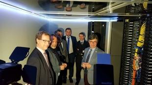 El nuevo supercomputador Lusitania III permitirá a los científicos simular el comportamiento de procesos físicos y químicos como en la vida real