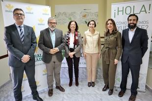 Caja Rural de Extremadura patrocina la carrera solidaria ''AECC en marcha''