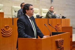 José María Vergeles llama a la unidad de acción para vencer al virus y paliar las consecuencias sanitarias