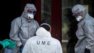 Extremadura suma 636 positivos por coronavirus de los que 27 han fallecido