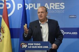 Monago pide a Vara que lidere la respuesta ante la crisis por el Covid-19 como otros presidentes autonómicos