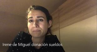 Unidas Por Extremadura renuncia al 50 por ciento de su sueldo durante la crisis del Coronavirus