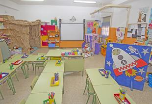 Educación ofertará más de 15.000 puestos escolares para una demanda prevista de casi 8.500 niños de tres años