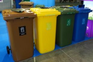 Extremadura aumenta el reciclaje de residuos ligeros durante el estado de alarma y reduce la basura doméstica en el hogar