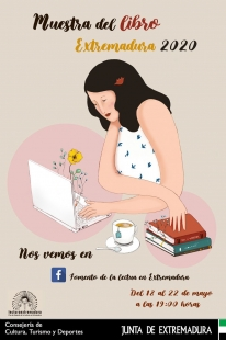 El Plan de Fomento de la Lectura organizará la próxima semana la Muestra del Libro Extremadura 2020