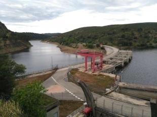 La azolla desaparece de Monfragüe y de los tramos del río Tajo que se vieron afectados por la proliferación de la planta invasora
